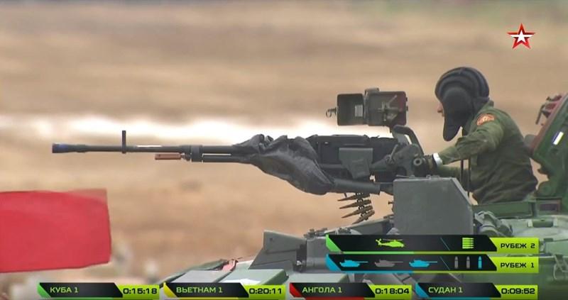 Trước giải đấu, kíp lái xe tăng Việt Nam đã có thời gian luyện tập trên xe tăng T-54B nâng cấp với các tính năng tiệm cận xe thi đấu T-72B3, cho nên kết quả được kỳ vọng sẽ tốt hơn năm ngoái.