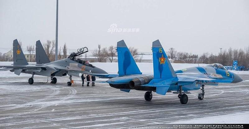 Nhưng đến khi phát triển dòng tiêm kích Su-30 thì KnAAPO và Irkut lại sản xuất 2 mẫu Su-30 hoàn toàn khác nhau về động cơ, radar và hệ thống điện tử.