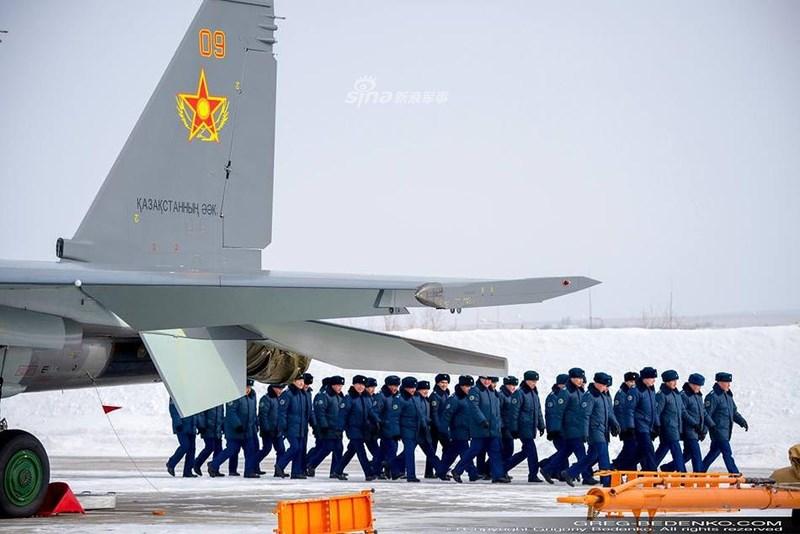 Đây mới được xem là mục đích thực sự của Nga khi cố gắng chuẩn hóa tiêm kích Su-30SM1 theo cấu hình của Su-35 chứ không đơn thuần là hiện đại hóa cơ bản.