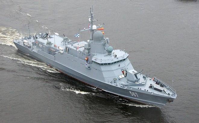 Karakurt - Dự án 22800 hiện là lớp tàu tên lửa tàng hình cỡ nhỏ với lượng giãn nước 800 tấn tối tân nhất của hải quân Nga, nó sở hữu sức mạnh cả tấn công lẫn phòng thủ rất đáng gờm.