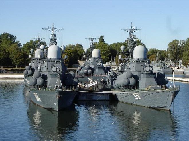 Tàu được trang bị radar kiểm soát trên không Peel Pair; radar kiểm soát hỏa lực Muff Cob, Band Stand và Pop Group. Biến thể Nanuchka III/IV còn được bổ sung hệ thống tác chiến điện tử Foot Ball-A và Half Hat-B.