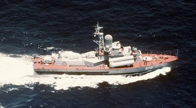 Nguyên bản tàu Nanuchka trang bị pháo 57 mm nòng đôi AK-725 nhưng gần đây chúng đã được thay thế bằng pháo AK-176M và pháo phòng không cao tốc AK-630M.