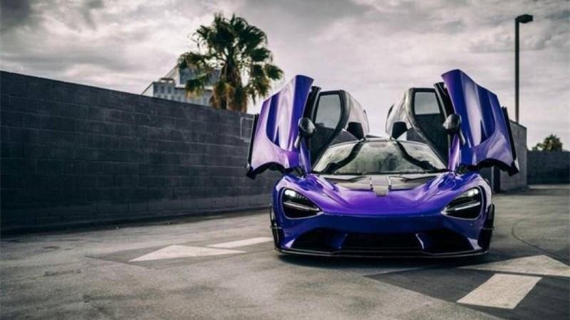 Chiếc 720S này được hãng độ Mỹ công bố giá bán lên đến 650.000 USD, cao hơn 350.000 USD so với giá bán xuất xưởng