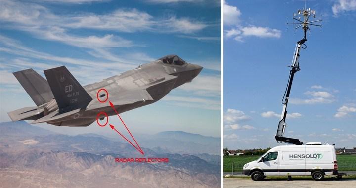 Chiếc máy bay chiến đấu thế hệ 5 này đã bị phát hiện và theo dõi bởi hệ thống radar thụ động TwInvis thông qua các cảm biến và bộ xử lý tinh vi mà nó được tích hợp