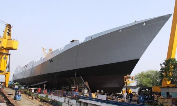 Bộ trưởng Quốc phòng Ấn Độ Rajnat Singh cho biết, chính phủ đang thực hiện các biện pháp cần thiết để hiện đại hóa hải quân và trang bị cho họ những vũ khí tốt nhất để chống lại các mối đe dọa phổ biến và phi truyền thống