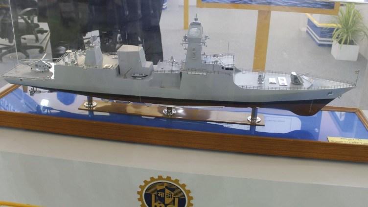 Chịu trách nhiệm thi công là 2 công ty đóng tàu nhà nước bao gồm Mazagon Docks Limited (MDL) ở Mumbai và Garden Reach Shipbuilders and Engineers Limited (GRSE) ở Kolkata, trong đó MDL sẽ đóng chiếc đầu tiên cùng 3 chiếc khác