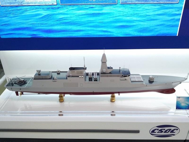Hỏa lực mạnh nhất của Nilgiri nằm ở 8 tên lửa chống hạm siêu thanh PJ-10 BrahMos, 6 ống phóng ngư lôi săn ngầm cỡ 324 mm, 2 pháo phòng không bắn nhanh AK-630M cỡ 30 mm và 2 giàn rocket chống ngầm RBU-6000