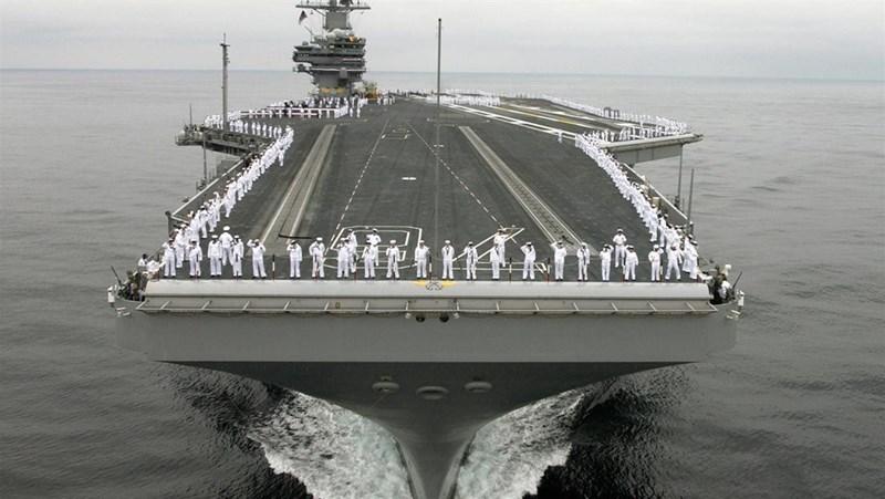 Cộng đồng quốc tế luôn phản đối việc Trung Quốc đã bồi lấp phi pháp một số thực thể nhân tạo trên biển Đông và biến chúng thành căn cứ quân sự.
