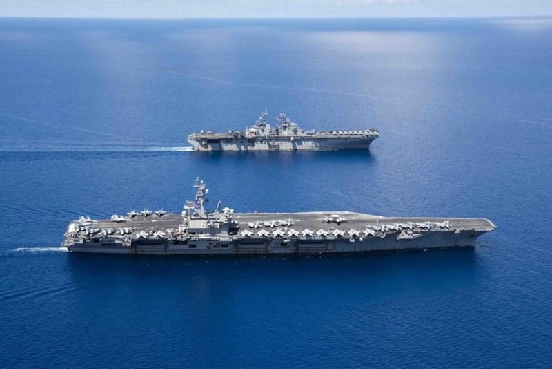 Hạm đội 7 được đánh giá là hạm đội tàu chiến lớn nhất thế giới với những chiến hạm tối tân, có khả năng tấn công và phòng thủ toàn diện.