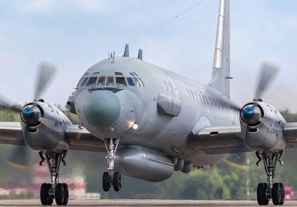 Il-20M có chiều dài 37,4m, sải cánh 37,9m, chiều cao 10,1m.