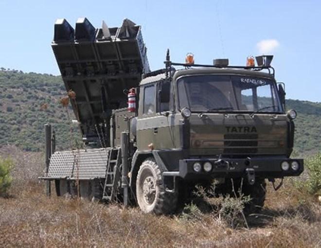 Trong đó, Derby là dòng tên lửa dẫn đường bằng radar chủ động với khả năng