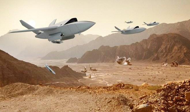 Chiếc UAV tàng hình có chiều dài 9,14 m này sở hữu tầm hoạt động lên đến hơn 4.800 km, nó có thể mang tải trọng vũ khí 272 kg, bao gồm bom và tên lửa có đường kính nhỏ