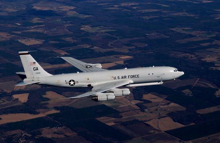 Hiện không quân Mỹ đang có trong biên chế 17 chiếc máy bay trinh sát khổng lồ này