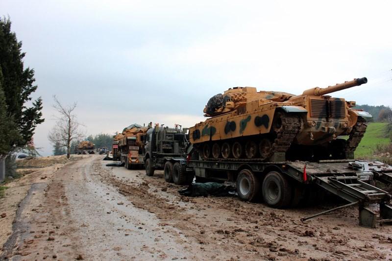 Diễn biến trên được xem như một bước ngoặt có thể ảnh hưởng tới hoạt động quân sự của Thổ Nhĩ Kỳ, khi có nhận định cho rằng chính quyền Ankara không còn lý do để chiếm đóng hai thành phố này nữa