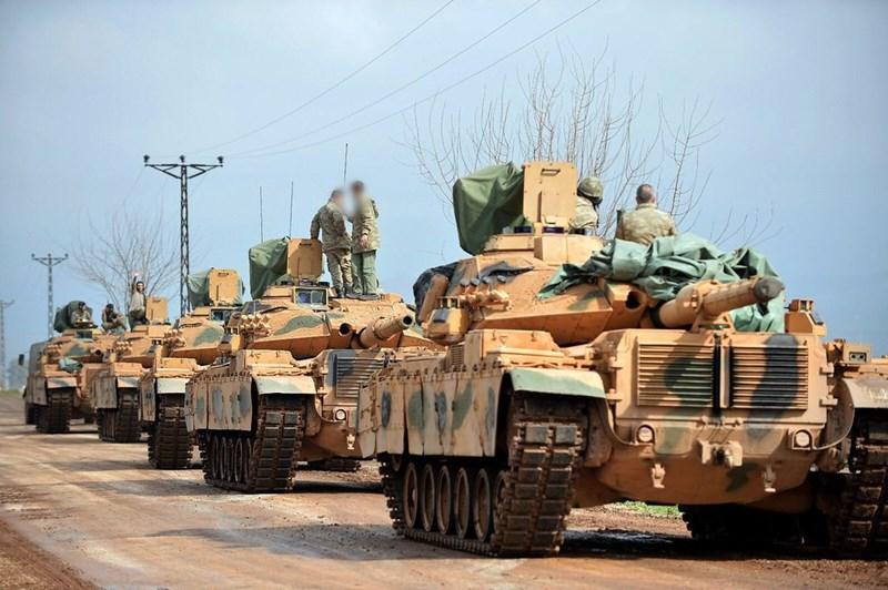Phương châm của Ankara từ trước tới nay vẫn là
