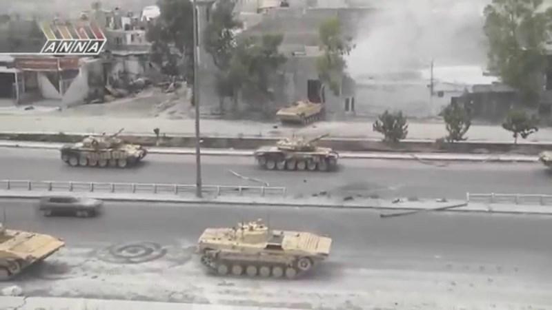 Khi đó cuộc đối đầu trực tiếp giữa quân đội chính quy của Syria và Thổ Nhĩ Kỳ là điều đã được nhìn thấy trước