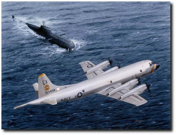 Với tải trọng lên tới 9 tấn, tùy vào khối lượng bom, P-3C Orion có thể mang tới hàng chục quả thực hiện các phi vụ ném bom rải thảm với sức hủy diệt vô cùng khủng khiếp.