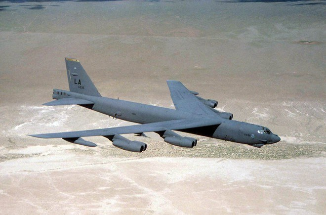 Ấn phẩm Crimea Realities đưa tin hôm 21/10 rằng, máy bay ném bom B-52H đã mô phỏng một cuộc tấn công giả định nhằm vào các mục tiêu quân sự ở vùng lãnh thổ Crimea.