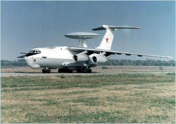 Những chiếc A-50U đời sau này có thể dễ dàng nhận biết bởi