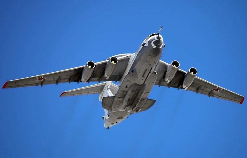 Chiếc A-50 bay thử chuyến đầu tiên năm 1978 và được biên chế trong lực lượng không quân Liên Xô từ năm 1984.