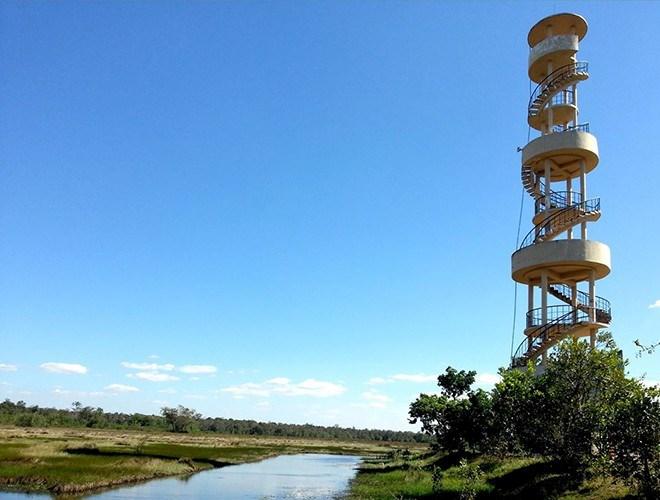 Vườn quốc gia Lò Gò Xa Mát thuộc tỉnh Tây Ninh thuộc danh sách Vườn Di sản ASEAN