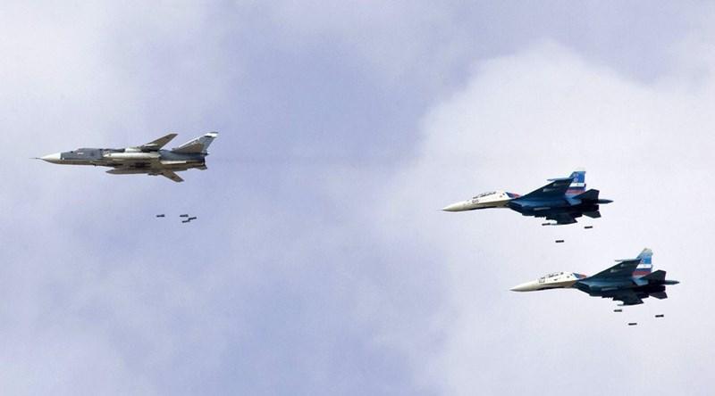 Tuy nhiên khi bộ binh vẫn phải tập trung về biên giới Thổ Nhĩ Kỳ thì rất khó để không quân Nga và Syria đủ sức dẹp bỏ hoàn toàn mối nguy cơ từ những cuộc tập kích của phiến quân.