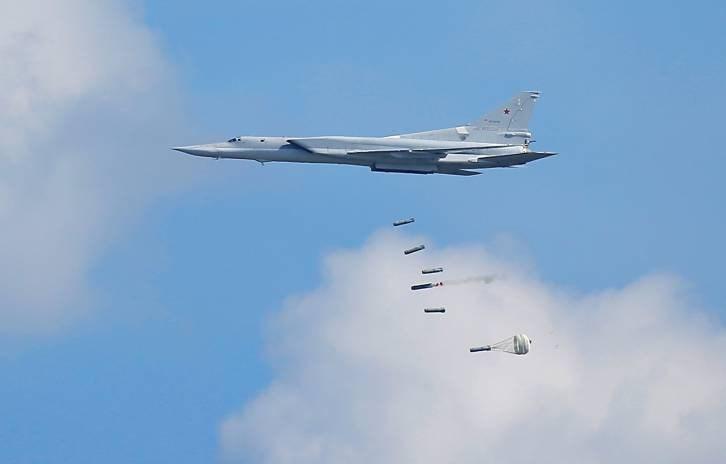 Nguyên nhân khiến không quân Nga giáng một đòn