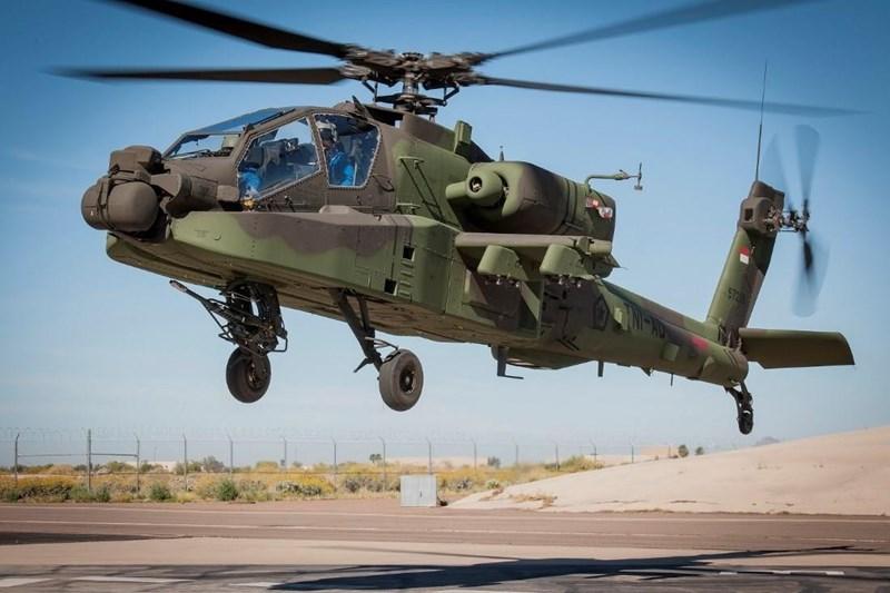Với việc sở hữu 8 chiếc AH-64E, năng lực tác chiến hỗ trợ mặt đất của quân đội Indonesia tăng lên đáng kể.
