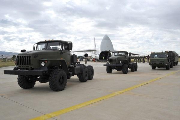 Trang Avia của Nga cho biết, Tổng thống Thổ Nhĩ Kỳ Recep Tayyip Erdogan lần đầu tiên nói về thực tế rằng Ankara đang xem xét từ chối mua thêm hệ thống phòng không S-400 Triumf nữa của Nga.