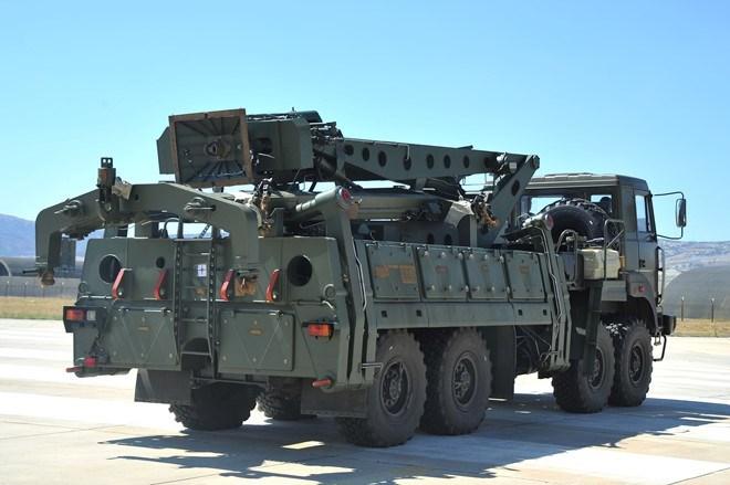 Nhưng diễn biến mới và rõ ràng nhất đã tới vào ngày 17-11, khi lần đầu tiên Tổng thống Thổ Nhĩ Kỳ đã nói về việc sẵn sàng từ chối mua tổ hợp tên lửa phòng không tầm xa S-400 Triumf thứ hai của Nga.