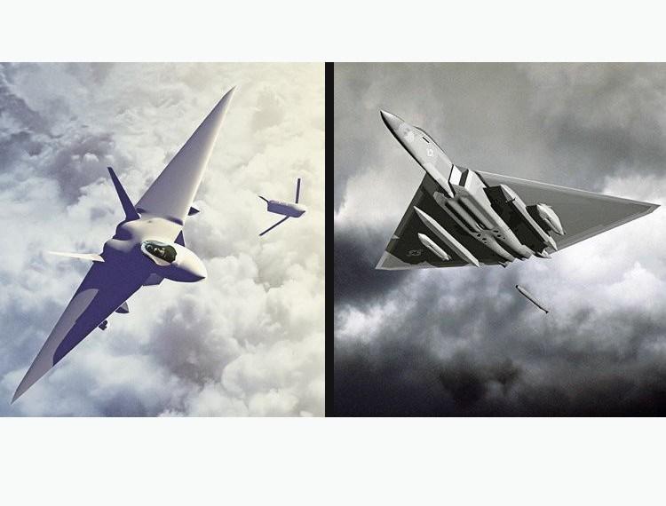 FB-22 T-Rex sẽ tận dụng tối đa thiết kế của F-22, Hãng chế tạo Lockheed Martin hy vọng sự phổ biến của các bộ phận và thiết kế giữa hai máy bay sẽ giúp giảm chi phí cho dự án máy bay chiến đấu ném bom thế hệ thứ 5.
