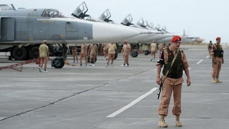 Sau khi hiệp định có hiệu lực, lính công binh Nga đã ngay lập tức tiến hành nâng cấp căn cứ Hmeimim thông qua việc xây dựng các nhà chứa máy bay kiên cố và cơ sở bảo dưỡng kỹ thuật.