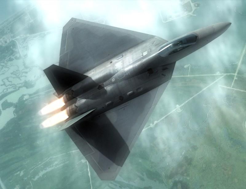Máy bay mới sử dụng bộ khung giống F-22, nhưng được kéo dài và mở rộng thân máy bay để tăng tải trọng vũ khí bên trong.