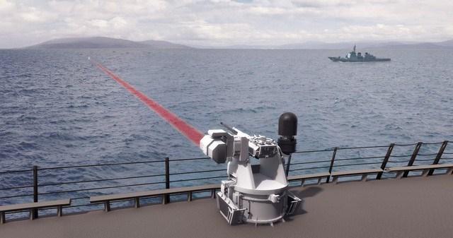 [Ảnh] Mỹ thử nghiệm thành công vũ khí laser, bước ngoặt lịch sử trên biển - Ảnh 4
