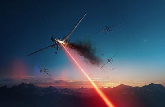 [Ảnh] Mỹ thử nghiệm thành công vũ khí laser, bước ngoặt lịch sử trên biển - Ảnh 3