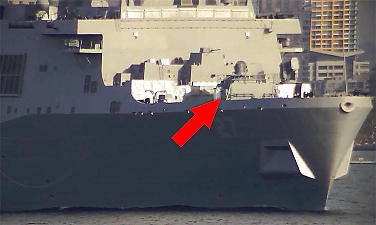 [Ảnh] Mỹ thử nghiệm thành công vũ khí laser, bước ngoặt lịch sử trên biển - Ảnh 1