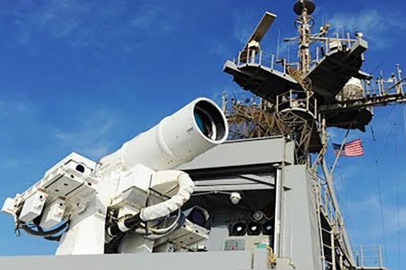 [Ảnh] Mỹ thử nghiệm thành công vũ khí laser, bước ngoặt lịch sử trên biển - Ảnh 14