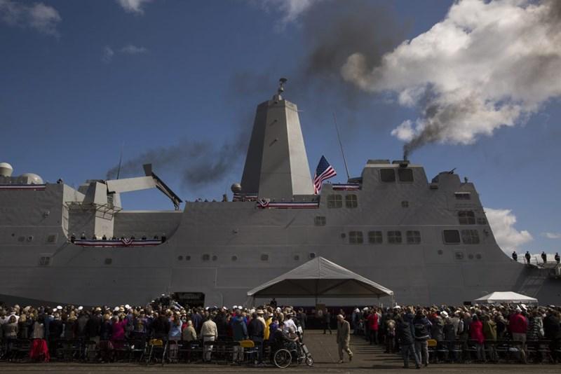 [Ảnh] Mỹ thử nghiệm thành công vũ khí laser, bước ngoặt lịch sử trên biển - Ảnh 11