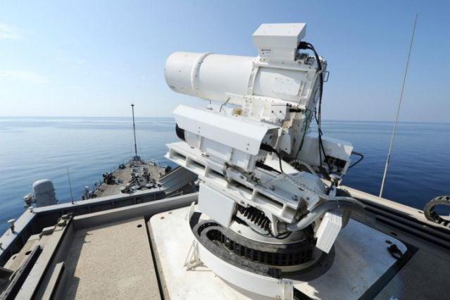 [Ảnh] Mỹ thử nghiệm thành công vũ khí laser, bước ngoặt lịch sử trên biển - Ảnh 9