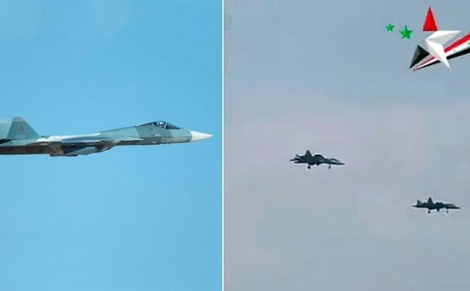 Những chiếc chiến đấu cơ tàng hình này đã gây ra sự chú ý lớn khi chúng bay dọc theo bờ biển Latakia, khiến quân đội Mỹ vào đồng minh phải đặc biệt chú ý.