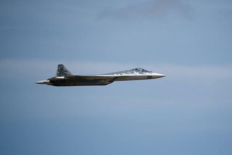 Nhưng thông tin trên chắc chắn sẽ khiến cho Mỹ và phương Tây phải đặc biệt quan tâm và chuẩn bị các công cụ trinh sát nhằm đón tiếp Su-57.