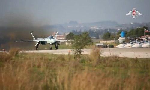 Trước tình hình trên, có nhận định cho rằng Nga sẽ sớm đưa Su-57 quay lại Syria để kiểm tra lại tính năng của chúng một lần nữa, điều này cuối cùng đã trở thành hiện thực.