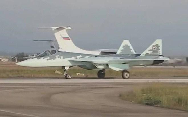 Tuy nhiên hiện nay Nga đã bắt đầu sản xuất hàng loạt lô tiêm kích tàng hình Su-57 đầu tiên với số lượng 12 chiếc, dự kiến không quân Nga sẽ nhận chiếc chiến đấu cơ đầu tiên vào cuối năm nay.