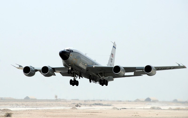 Các chuyến bay nhằm thu thập thông tin tình báo, giám sát trên không và trinh sát gần Triều Tiên được Mỹ thực hiện với tần suất dày đặc sau khi Bình Nhưỡng thông báo gửi