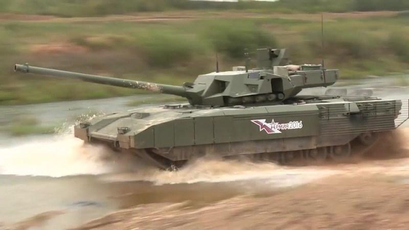 Tuy nhiên, đáng lẽ ra vũ khí này phải được chấp nhận đưa vào trang bị từ 10 năm trước, ngoài ra nó cũng không thể thay thế hoàn toàn cho T-14 Armata mà chỉ là giải pháp tình thế.