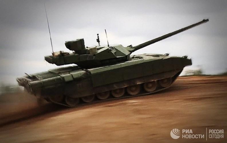 Bên cạnh T-14 Armata, xe tăng T-90M Proryv sẽ đượcthử nghiệm cấp nhà nước trong tháng này, kỳ vọng sẽ tạo ra bước nhảy vọt lớn cho lực lượng thiết giáp của quân đội Nga nhằm tạo mũi nhọn chủ lực.
