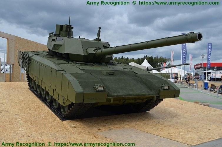 Hiện tại xe tăng T-14 và xe chiến đấu bộ binh T-15 đã hoàn thành thử nghiệm sơ bộ nhưng dự kiến phải sau vài tháng tới thì quân đội Nga mới nhận 5 xe đầu tiên để thử nghiệm cấp nhà nước, tiến độ rõ ràng quá chậm.