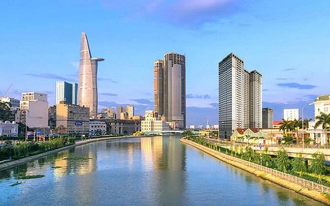 Phân khúc hạng sang tại TP. Hồ Chí Minh được nhận định sẽ tiếp tục hút khách lựa chọn để ở và để tích trữ, gia tăng tài sản. Ảnh minh họa. Nguồn: Internet