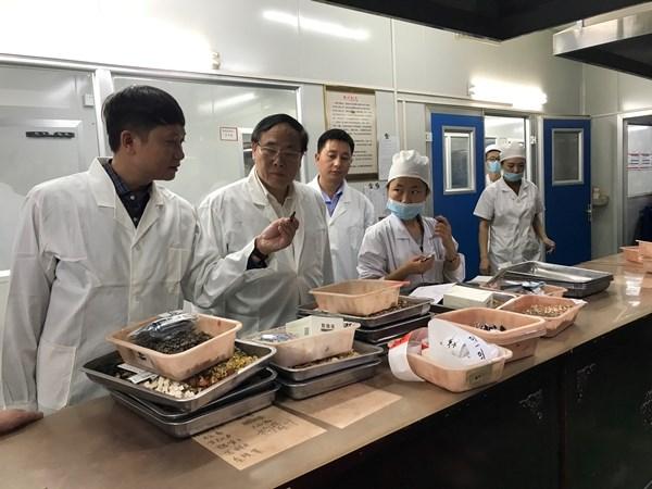 Bệnh viện Tuệ Tĩnh đã triển khai các phương pháp phòng và điều trị bệnh đặc thù của y học cổ truyền, như gói thuốc xông khử khuẩn không khí, các bài thuốc uống trong phonfh chống dịch.