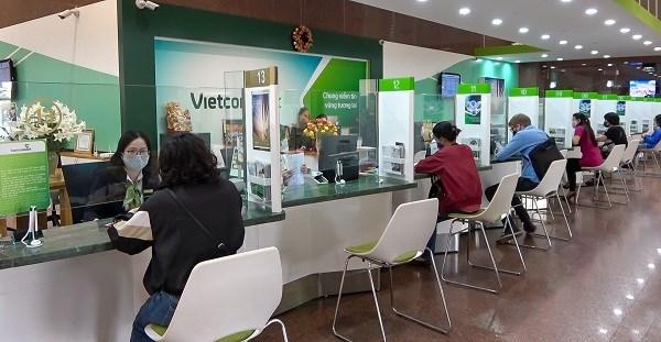 Vietcombank cam kết hoạt động cung ứng dịch vụ được đảm bảo duy trì liên tục, kể cả trong tình huống một hoặc một số địa điểm giao dịch của ngân hàng bị phong tỏa tạm thời.